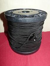 Cordon tissu lampe électrique, applique, lustre, pétrole  2 x 0,75 N°237711