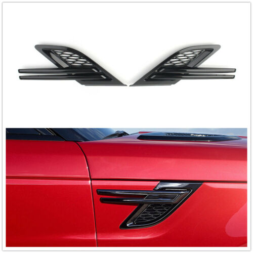 Side Air Vent Mesh Grille For Land Rover Range Rover Sport 2014 2015-2019 MO