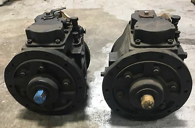 Transmission // Gearbox 1.51:1R Twin Disc 8708