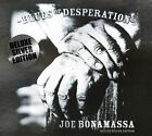 Blues of Desperation Deluxe Edition Joe Bonamassa CD 0819873012726