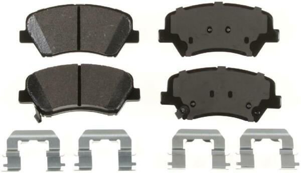 Disc Brake Pad-Bendix CQ Disc Brake Pad Front Bendix D726