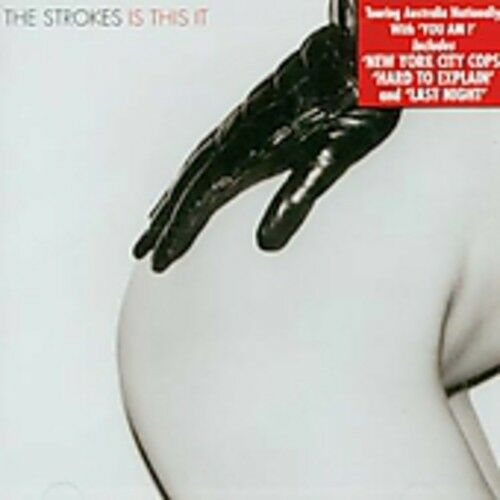 1 of 1 - The Strokes - Is This It [New CD] Germany - Import