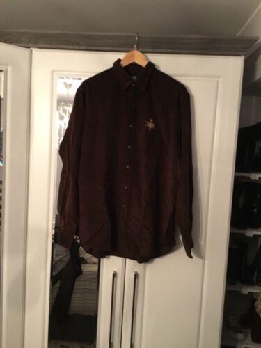 Courduroy Shirt Ralph Ralph Ralph Lauren Lauren Shirt XL XL Courduroy 7xqw07P