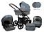 miniatura 8 - TRIO 3in1 OPTIMAL SET CARROZZINA +PASSEGGINO+SEGGIOLINO+ OVETTO BABY