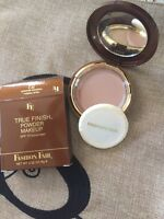 Fashion Fair True Finish Pressed Powder Makeup Ff4 Brun Tendre 2216