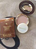 Fashion Fair True Finish Pressed Powder Makeup Ff4 Brun Tendre 2216