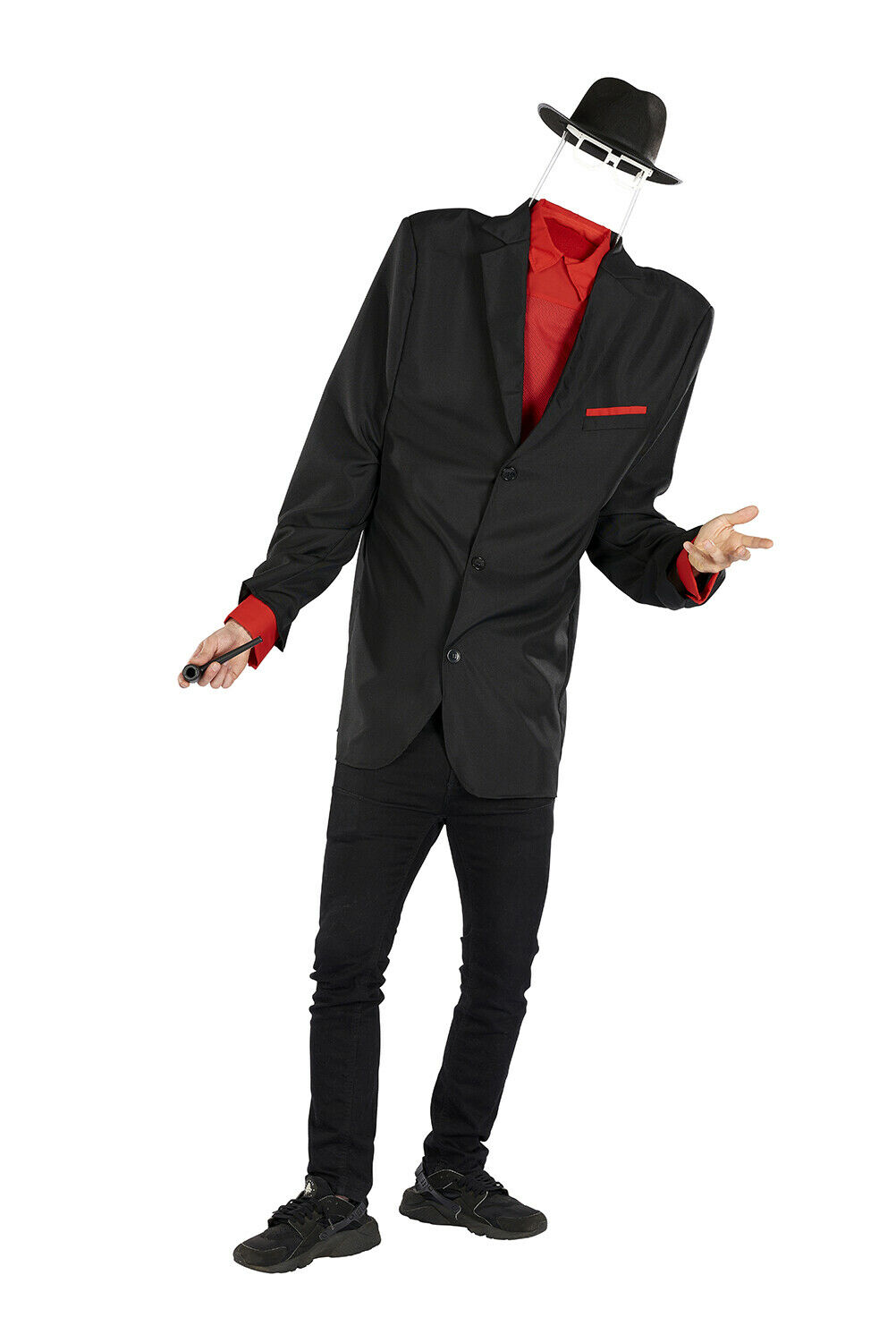 Invisible Man Adult Costume One Size