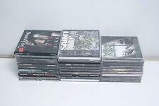 LOT of 31 Metal CD's