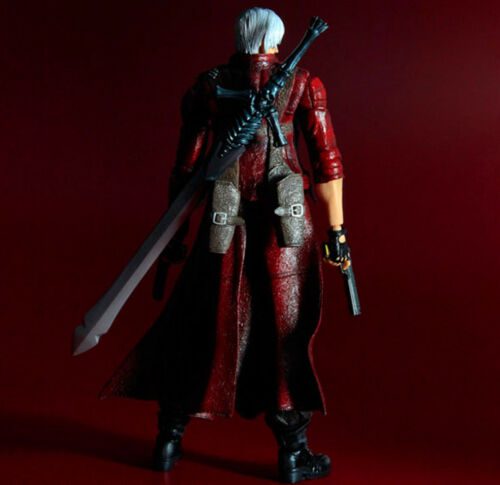 "SQUARE ENIX Play Arts KAI Devil May Cry 3 Dante PVC Action Figure 9.8/"" tall"