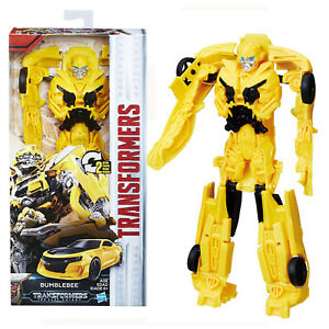 Transformers Movie 5 The Last Knight Titan Changers Bumblebee