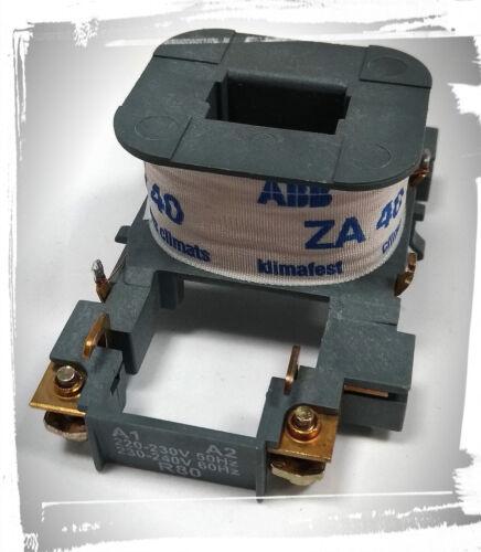 Bobina ricambio per A26-A40 ABB ZA40 230V//50-60HZ