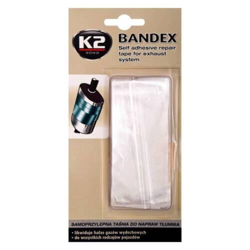 K2 Auspuff Reparatur Band 5cm breit 1m lang Reparaturband