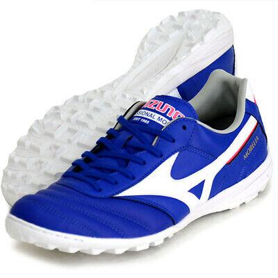Mizuno Japon monarcida fileté fourche Pro Turf Indoor football futsal chaussures Q1GB1810 Blanc