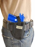 Barsony 6 Position Ambi Pancake Holster Cobra Eaa Bryco Mini-pocket 9mm 40
