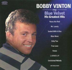Bobby-Vinton-Bobby-Vinton-Blue-Velvet-His-Greatest-Hits-CD