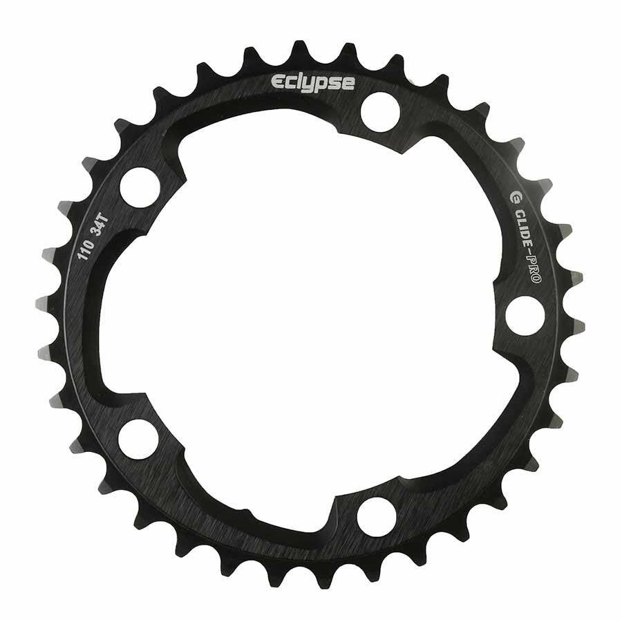 Eclypse Glide Pro 110 Chainring 5 Arm 110mm 8 9 10 Speed 44 Tooth Bike
