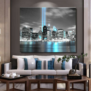 New York City Manhattan Skyline Canvas