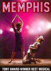Memphis Original Broadway Production 0826663130072 DVD Region 1