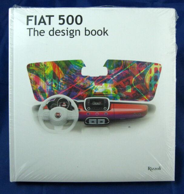 FIAT 500 - THE DESIGN BOOK - AUTO - AUTOMOBILISMO -  [N22]