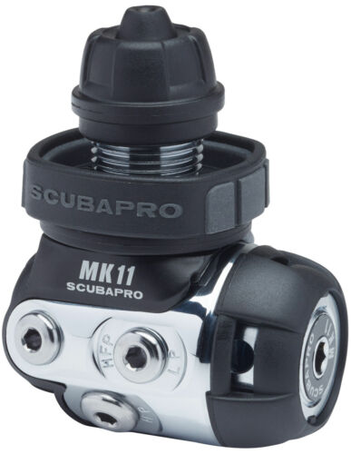 bis 300 Bar tauglich Scubapro erste Stufe MK 11 NEUE Version Fachhandel !!
