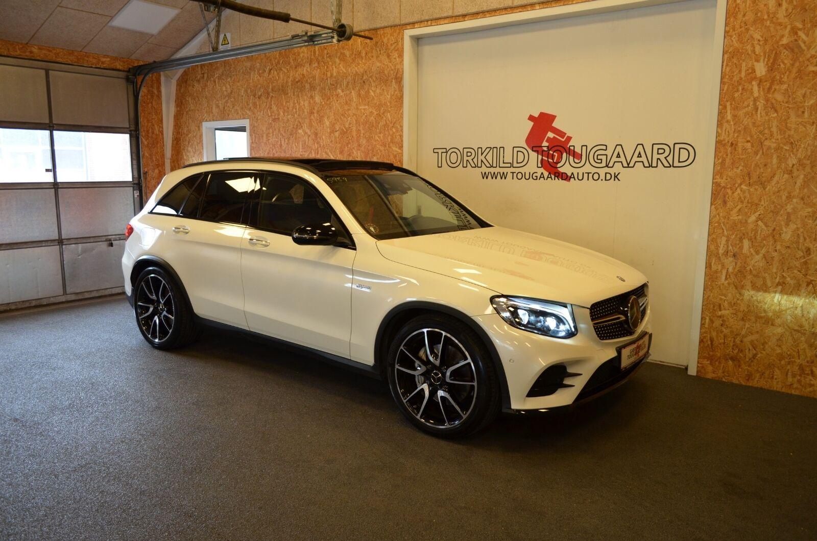 Mercedes GLC43 3,0 AMG aut. 4-M 5d - 4.599 kr.