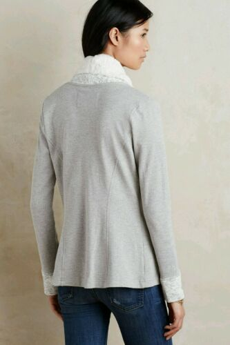 Taglia sundaywomen's Ambrose Jacket New Knit S 118 Anthropologie Grey Saturday xqvwvIE01