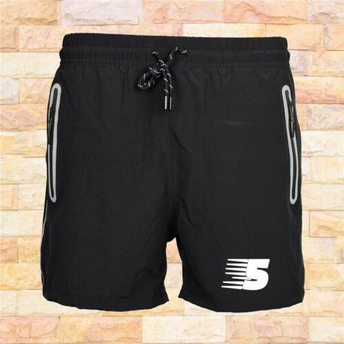Mens Summer Swimming Shorts Zip Pockets Surf Beach Swim Wear Water Pool Trunk