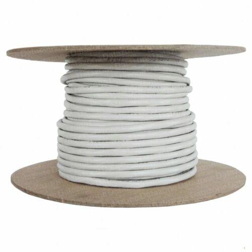 Cat6 Solide PVC Câble Gris Reel 100/% Cuivre données réseau Ethernet Lot