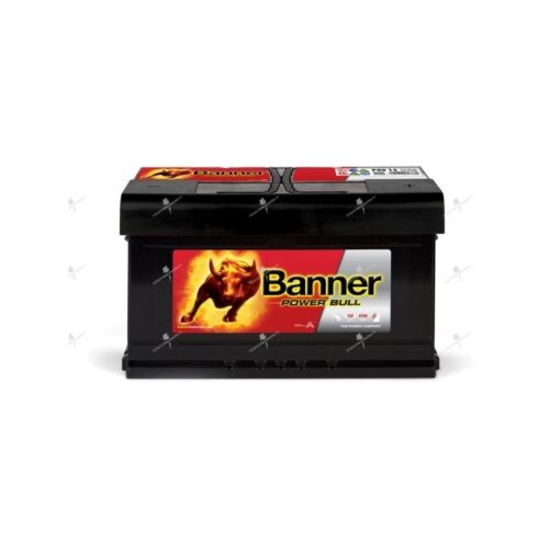 Autobatterie Banner Power Bull P8014 12v 80ah 700A 315x175x175mm