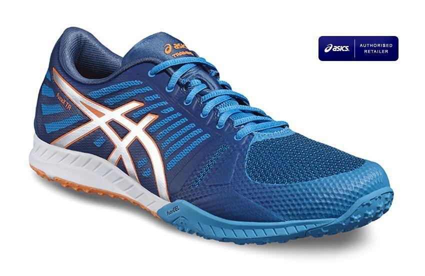 ASICS FuzeX TR S613N 4393 Running schuhe Trainer Turnschuhe Gym schuhe