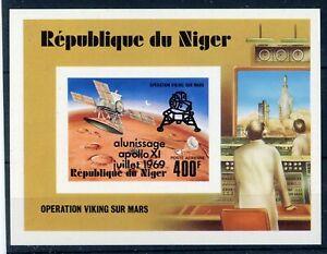 Niger-MiNr-Block-25-B-postfrisch-MNH-Raumfahrt-RF420