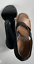 Indexbild 11 - Prada Iconic Retro Satin Sandals Shoes Slingback Schuhe Peep Open Toe Pumps 39