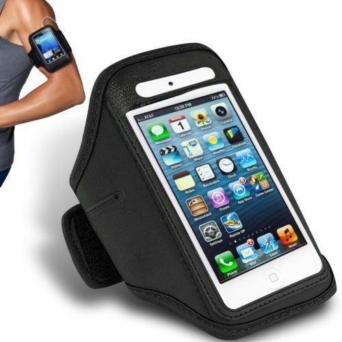 meet 657e3 f37ad Sports Running Jogging Gym Armband Arm Band Case Cover Holder for Various  Phones
