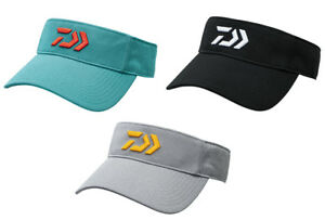 7cc1e7a3ff028 Image is loading Daiwa-D-Vec-Logo-Visor-Logo-Fishing-Headwear-