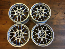 "Genuine BBS RX206 8x18"" ET38 5x120 BMW 3 Series VW Transporter"