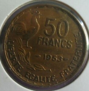 50-Francs-1953-G-Guiraud-TB-piece-de-monnaie-Francaise-N14