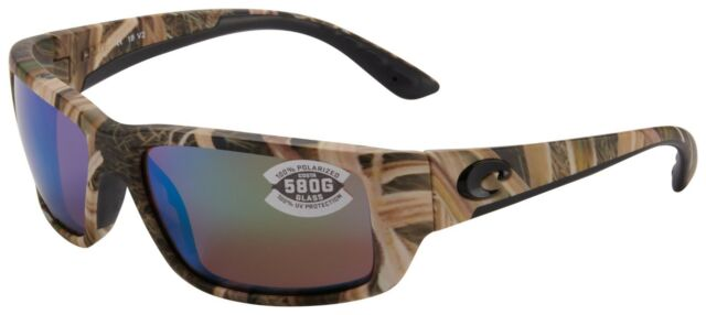 0608e7ccd Costa Del Mar TF 65 OGMGLP Fantail Mossy Oak SGB Green Mir 580g Sunglasses