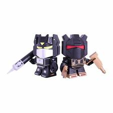 """Transformers Loyal Subjects Cybertron Grimlock & Soundwave 3"""" figures - In stock"""
