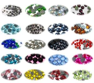 200-Strass-Thermocollant-4-a-5mm-ss20-Couleur-au-Choix