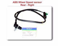 ABS Wheel Speed Sensor Rear Right Fits: Mitsubishi Montero 2001-2006 V6 3.8L