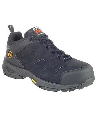 Timberland Pro Wildcard Non Metallic Toe Cap Safety Mens Shoes Trainers Uk6-12 Eccellente (In) Qualità