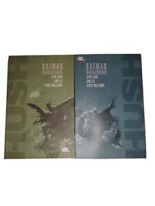 Batman-Hush-Volume-1-amp-2-by-Jeph-Loeb-amp-Jim-Lee-DC-Comics