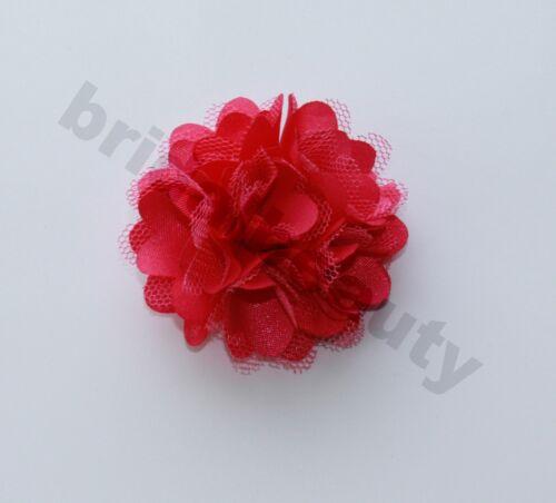 Flower Girl Hair Accessories Headpiece Beak Clip Ponytail Grips Wedding School