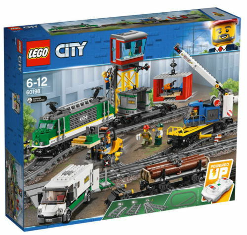 LEGO ® CITY 60198 TRENO MERCI