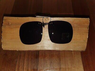 Boots  Polarised Polarized Clip On Sunglasses Serelo