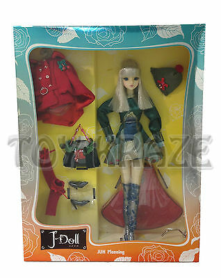 JUN PLANNING J-DOLL ESPLANADI KATU X-134 FASHION DOLL PULLIP GROOVE INC NEW