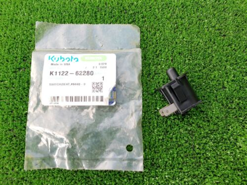 Genuine Kubota G Series Seat Switch//Sensor K1122-62280