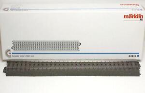 Märklin H0 24236 gerades C-Gleis Länge 236,1mm neu