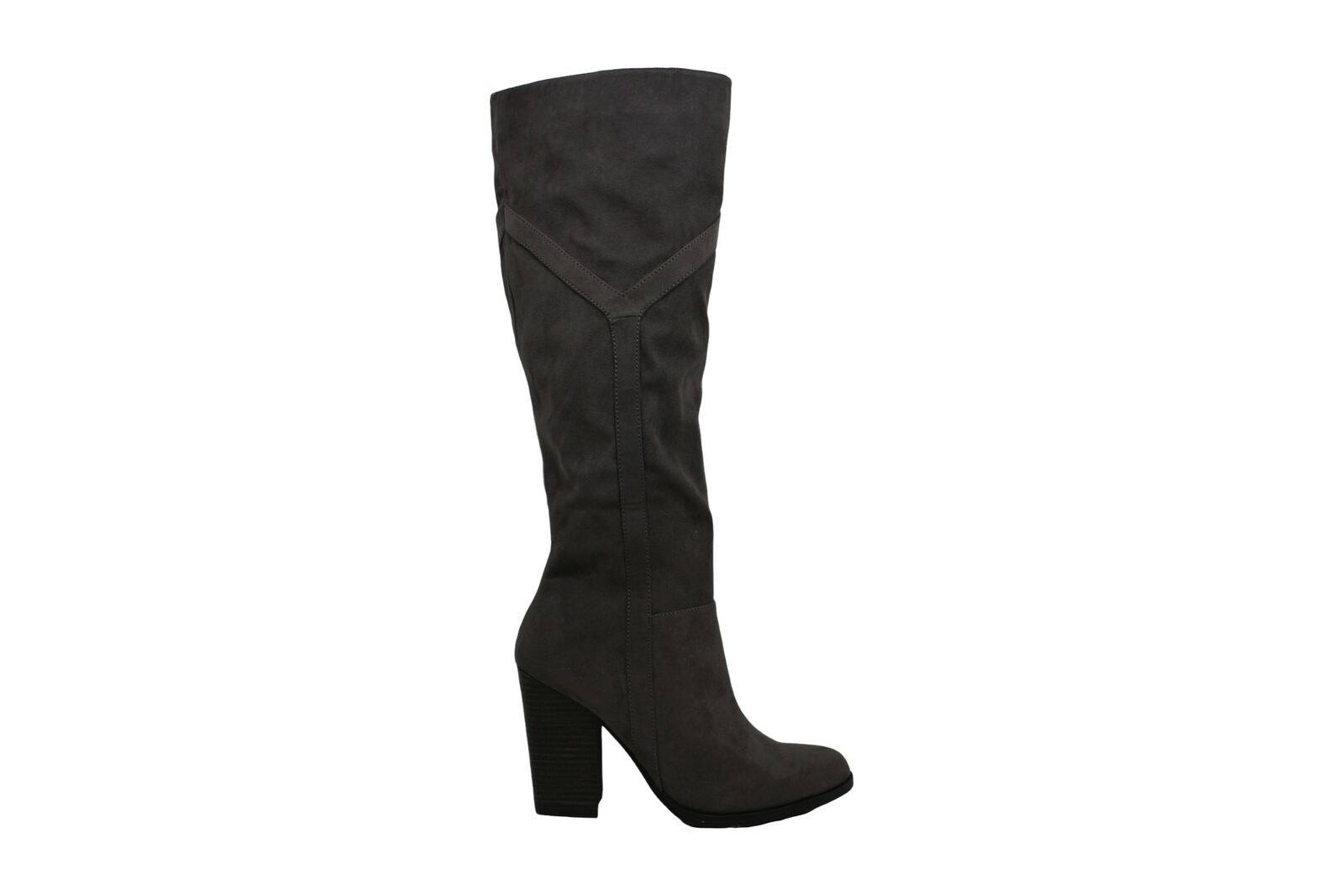 Journee Collection Womens Kyllie Boot, Grey, Size 5.5 US / 3.5 UK