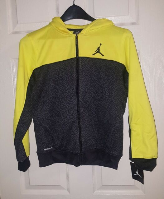 dc223478ee22b9 Nike Air Jordan Jumpman Warm up Track Full Zip Jacket Large 12-13yrs ...